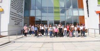 Sarıgöl Gençlik Merkezinde Kurslar Başladı