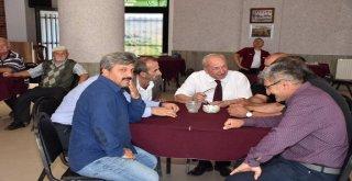 Başkan Albayrak'tan Tekirdağ Bayburtlular Derneği'ne Ziyaret