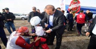 Başkan Sözlü Engelli Çocukların İlk Uçuş Heyecanına Ortak Oldu
