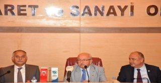 Başkan Albayrak Esnaf Odaları Bilgilendirme Toplantısına Katıldı