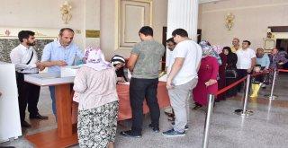 Ümraniye Belediyesi Çifte Bayram Yaşattı