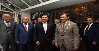 """Beşiktaş'a Yeni Kardeş Şehir: """"Herne"""""""