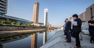 Başkan Soyer'den Manda Çayı mesajı: 'Her şey temiz bir Körfez için'