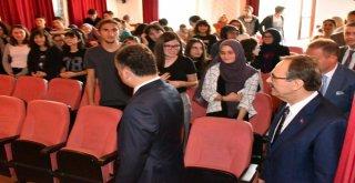 Başkan Şahin'den İlk Ders Günü Öğrencilere Altın Öğütler