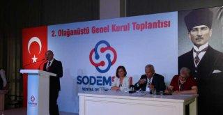 Tunç Soyer yeniden SODEMSEN Yönetim Kurulu Başkanı seçildi
