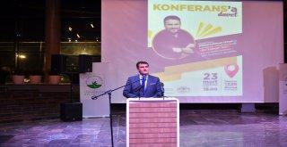 Osmangazi'den 'Bir Tutkum Var' Konferansı