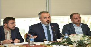 Bursa'nın hedefi sağlıklı dönüşüm