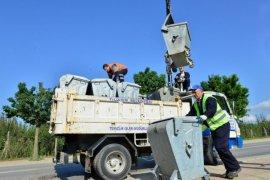 Yıldırım'da 4 yılda 713 bin ton katı atık toplandı