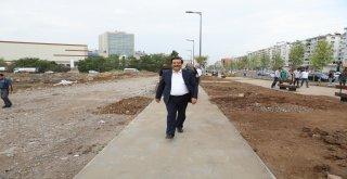 Başkan Atilla çalışmaları inceledi