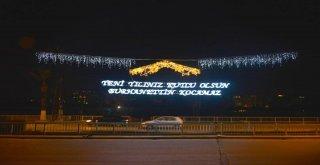 Mersin Yeni Yıla Işıl Işıl Girecek