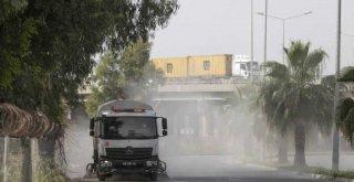 Mersin Büyükşehir, Pırıl Pırıl Sokaklar İçin Görevde