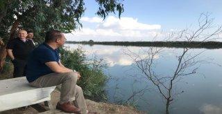 Başkan Sözlü Tarla Balıkçılığının Geliştirilmesi İçin Karataş'ta