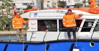 Mersin Sahillerinde 4 Yılda 2429 Metreküp Deniz Çöpü Toplandı