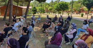 Mersin Büyükşehir, Kadın Emeğini Ekonomiye Kazandırıyor