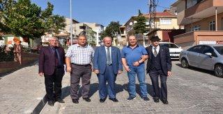 Aydoğdu ve Zafer Mahallelerindeki Üst Yapı Çalışmaları Tamamlandı