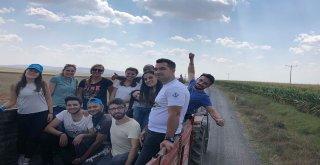 ÜRETİM KAMPI MAHMUDİYE'DE