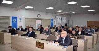 Tekirdağ Büyükşehir Belediyesi Değerlendirme Toplantısı Gerçekleşti