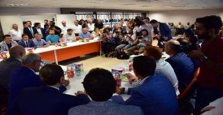 Başkan Şahin, Ak Parti Bayramlaşma Programına Katıldı
