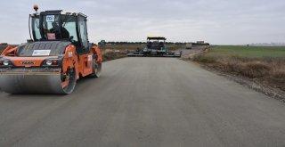 Tekirdağ Büyükşehir Belediyesi'nin Yol Yapım Çalışmaları Katar'a Örnek Oldu