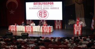 Başkan Türel 'El ele vereceğiz Antalyaspor'u en iyi noktaya taşıyacağız'