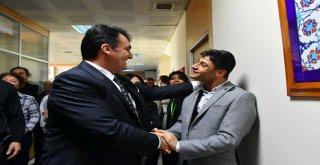 Başkan Dündar Belediye Personeliyle Buluştu