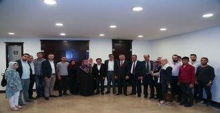Şehit Aileleri ve Gaziler Büyükşehir'de
