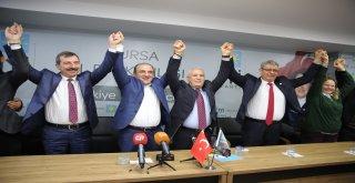 Bu birliktelik Bursa'ya iyi gelecek