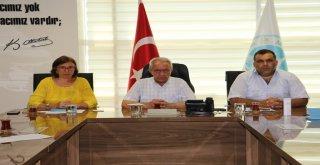 MASKİ ilçe Şefleri, Genel Müdür Coşkun Başkanlığında Toplandı