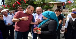 """Başkan Sözlü: """"Büyük Türkiye İdealine Olan İnancımızla Toroslardayız"""""""