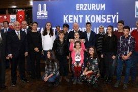 Kent Konseyi Erzurum'a vizyon çizdi