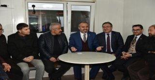 Başkan Aktaş, ''Bursa'nın katma değerini artırmak '' istiyoruz