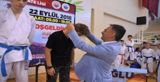 DİRİLİŞ KARATE LİGİNİN 2. ETABI YAPILDI