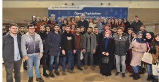 Başkan Aktaş'tan üniversitelilere müjde