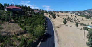 Büyükşehir'in Toroslardan Akdeniz'e asfalt hamlesi sürüyor