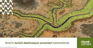 İzmir'in dijital turizm envanteri tamamlandı