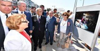 Zafer yolu İzmir'de