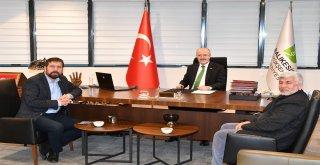 Balıkesir'de Millet Kütüphanesi ve Millet Kıraathanesi işbirliği protokolü imzalandı.