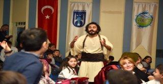 ANKARA'DA  ÇOCUKLARA SU BİLİNCİ HİÇ  EĞLENCE İLE  AŞILANIYOR