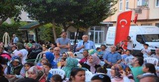 'ÇAY-SİMİT-SOHBET' HALK MECLİSİ DR. ZİYA KAYA MAHALLESİNDE