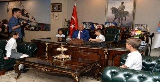 Büyükşehir Belediyesi Buğra?ya Emanet