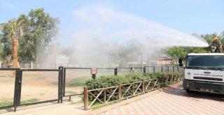 Tarsus Hayvan Parkına Sıcak Ayarı