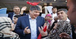 Çanakkale yolcularını Başkan Türel uğurladı