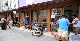 Ayakkabıcı esnafı Sobacılar Çarşısı'na taşındı