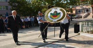 Orhaneli'nin düşman işgalinden kurtuluşunun 96'ncı yıldönümü törenlerle kutlandı.