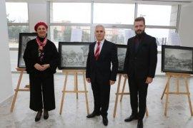 İstanbul eserleri Nilüfer'de sergilendi