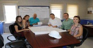 Çevreci Projenin İlk İzleme Toplantısı Yapıldı