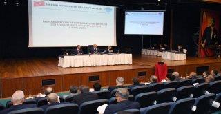 Büyükşehir Belediyesi Şubat Ayı Meclisi Toplandı