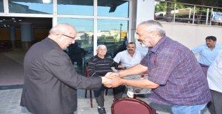 Başkan Albayrak'tan Erzurumlular ve Bayburtlular Derneği'ne Ziyaret
