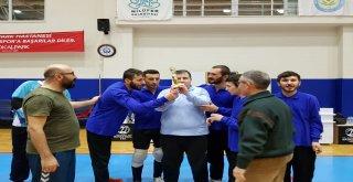 Nilüfer Belediyesi BUGES Bölgesel Goalball Şampiyonu oldu