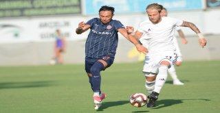 Manisa Büyükşehir Belediyespor Hazırlık Maçlarını Galibiyetle Noktaladı: 2-0